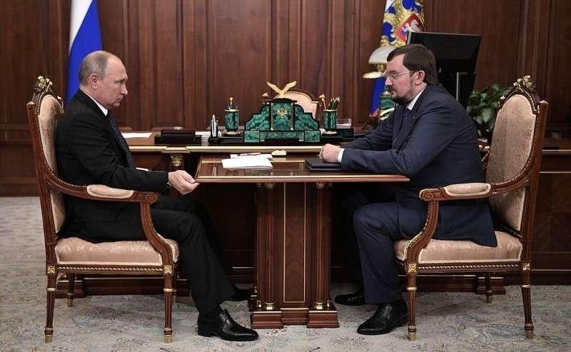 Спрезидентом Общероссийской общественной организации «Деловая Россия» Алексеем Репиком.