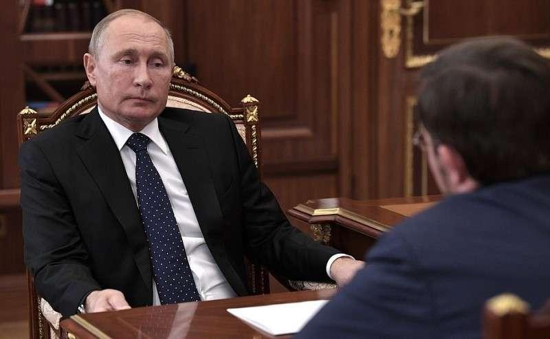 Навстрече спрезидентом Общероссийской общественной организации «Деловая Россия» Алексеем Репиком.
