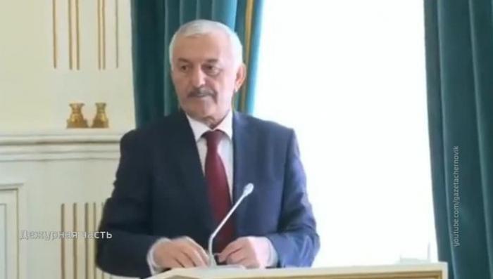 Врио мэра Махачкалы Гасанов задержан вслед за своим шефом бывшим мэром – Мусаевым