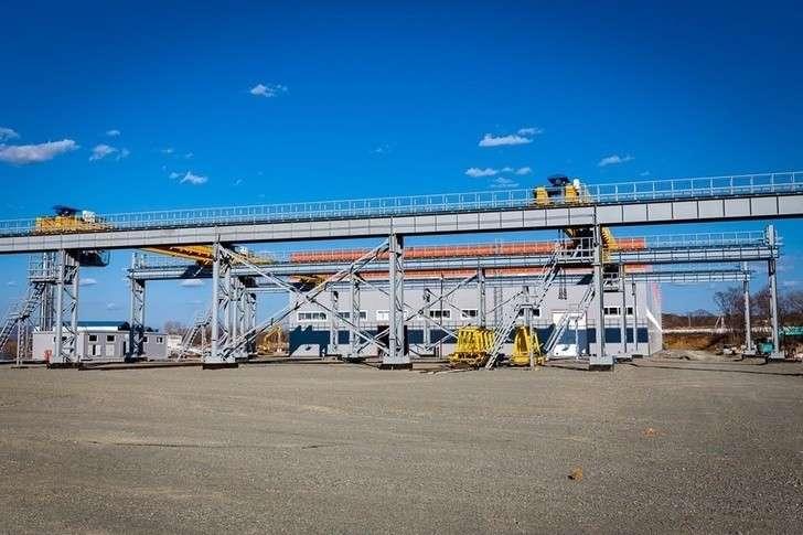Под Владивостоком запустили новый домостроительный комбинат «Приморье»
