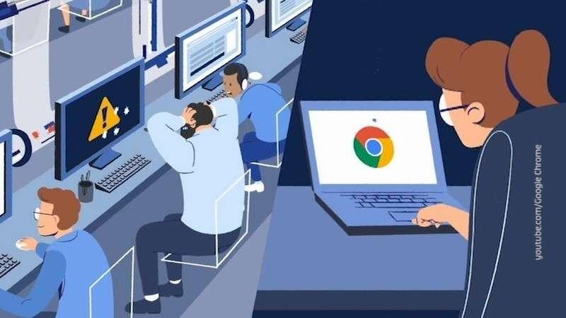 Браузер Google Chrome будет наказывать сайты за назойливую рекламу