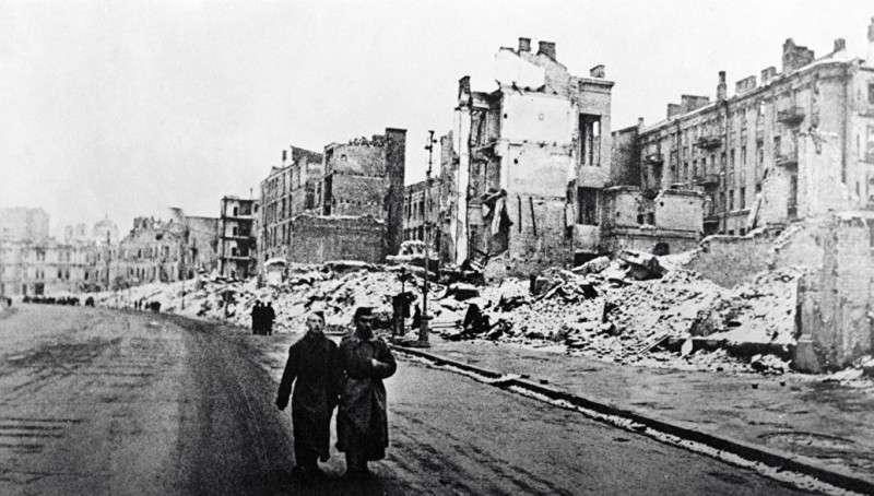 Как вновь оккупированный Киев освободили от нацистов