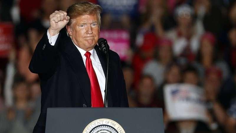 Трампа критикуют за разрушение основ Нового Мирового Порядка