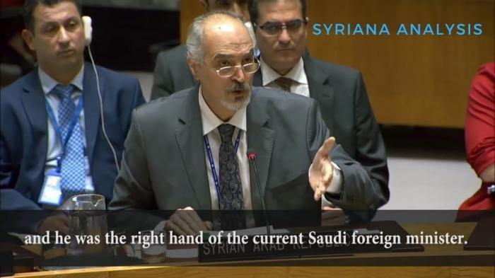 """Сирия: нет такой страны """"Саудовская Аравия"""", как нет трамповских штатов америки"""