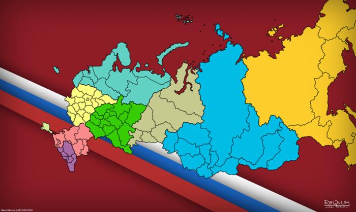 Рейтинг влияния глав субъектов РФ в октябре 2018 года