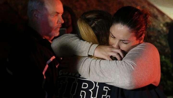 США. Стрельба в калифорнийском Таузенд Оукс: погибли 13 человек