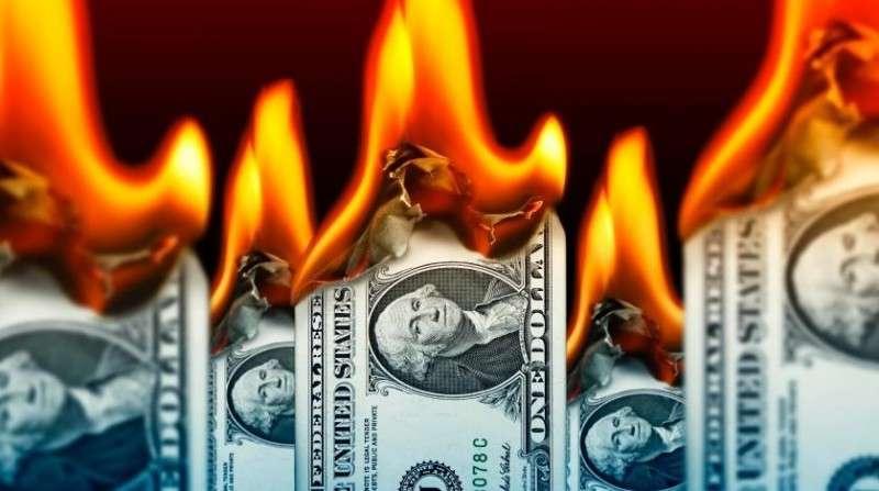 Россия, Китай и Индия отказались от доллара