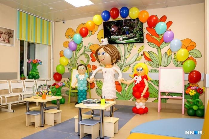 В Нижнем Новгороде после капитального ремонта открыт первый корпус детской больницы №1