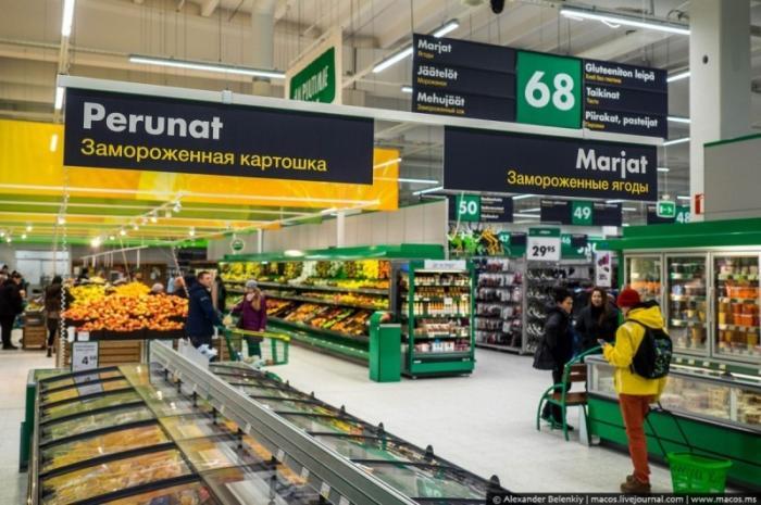 В Финляндии обнаружены иглы в продуктах питания, задержан подозреваемый террорист