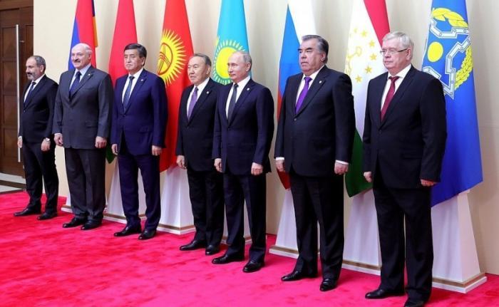 Владимир Путин принял участие в Саммите ОДКБ в Астане