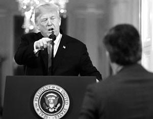 Без «русских хакеров» враги Трампа окажутся наедине с разрушением гегемонии