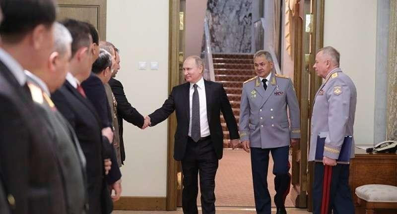 Отставки и назначения высокопоставленных силовиков России