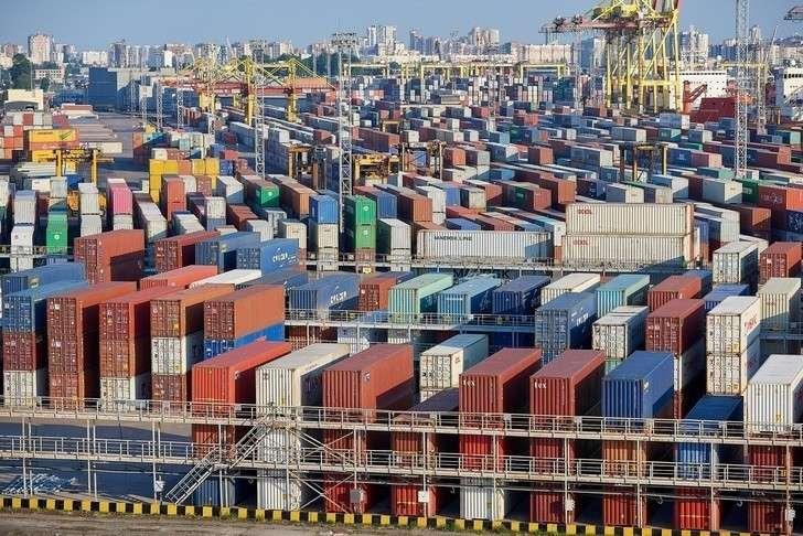 Грузооборот морских портов за10 месяцев 2018 года вырос на4%