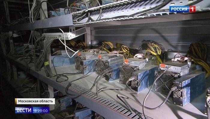 В Балашихе подпольные майнеры наворовали электричества на 36 миллионов рублей