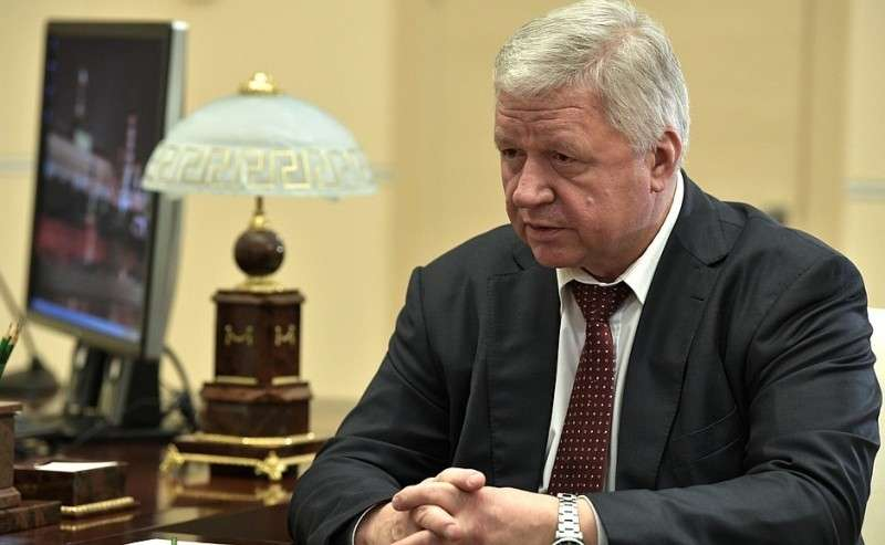 Председатель Федерации независимых профсоюзов России Михаил Шмаков.