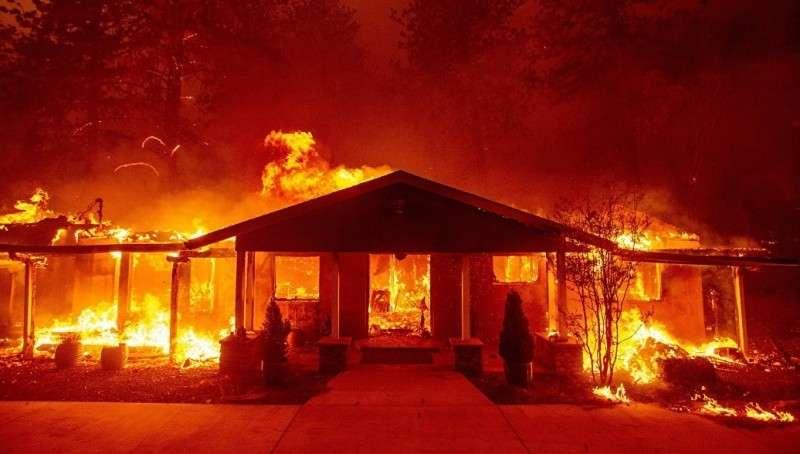 Дональд Трамп объявил о режиме ЧС в Калифорнии из-за лесных пожаров