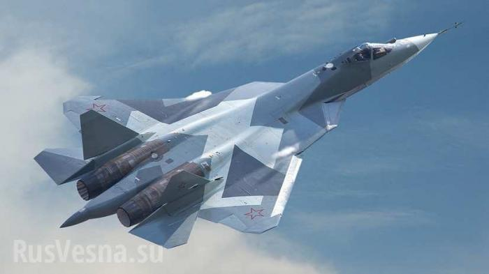 ПАК ФА противF-35иF-22. Конструктор объяснилпревосходство русского истребителя