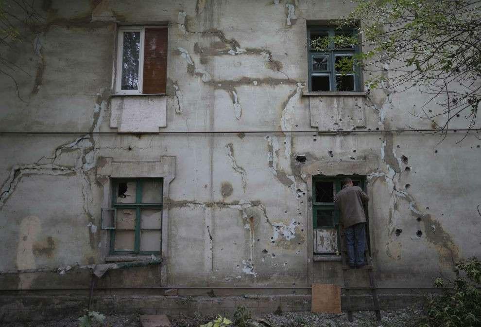 Война и быт: 25 будничных картин для мирных жителей Донбасса