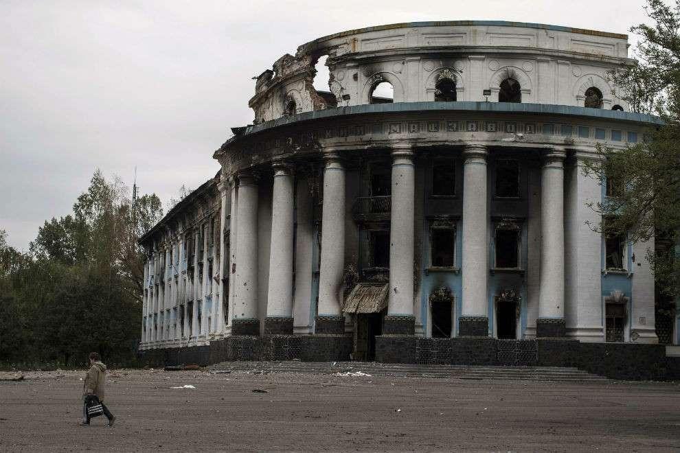 Минобороны ДНР заявило о подготовке силовиками теракта в Ясиноватой