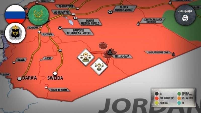 Сирия. Операции русских ССО наводят страх на врагов