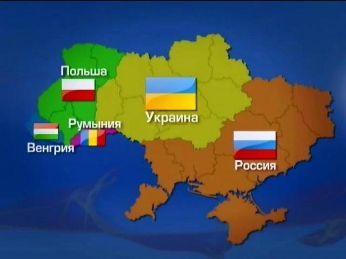 Для чего нужна Украина Мировому Правительству