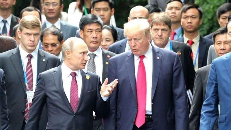 Встреча Путина и Трампа в париже. Судьба Договора РСМД и стратегическая стабильность
