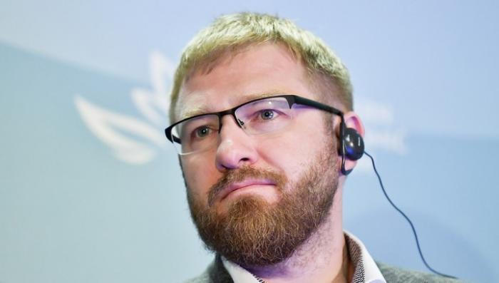 США: задержан российский журналист