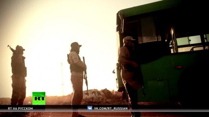 Террористы в Сирии получали финансирование и гуманитарную помощь из США