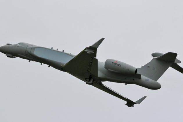 Что ищут израильские самолёты-шпионы в Средиземном море у границ Сирии