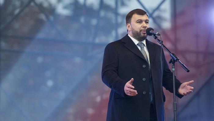 Денис Пушилин лидирует на выборах главы ДНР