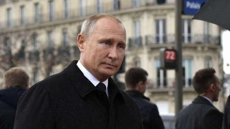 Путин о репрессиях против RT: составление списков не имеет ничего общего с демократией