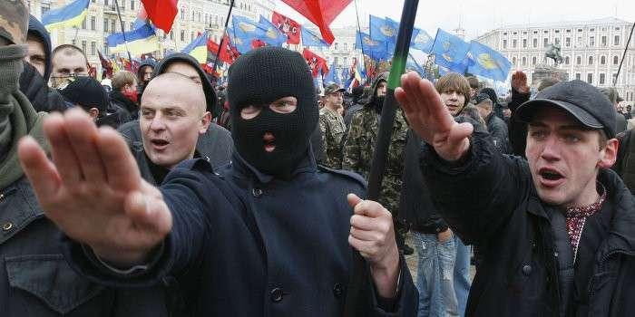 Украинские чёртики со злобой вместо мозгов