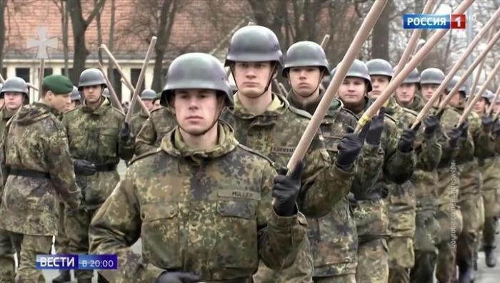 В Германии раскрыт крупнейший заговор неонацистов