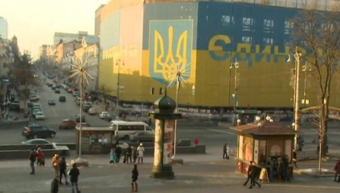 Украина. Холодные бунты: в Кривем Роге жители захватили котельные