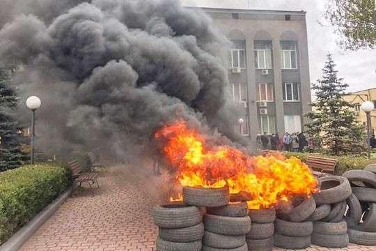 На Украине начинается коммунальная катастрофа