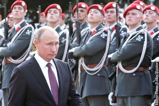 Зачем Владимиру Путину нужна объединенная европейская армия