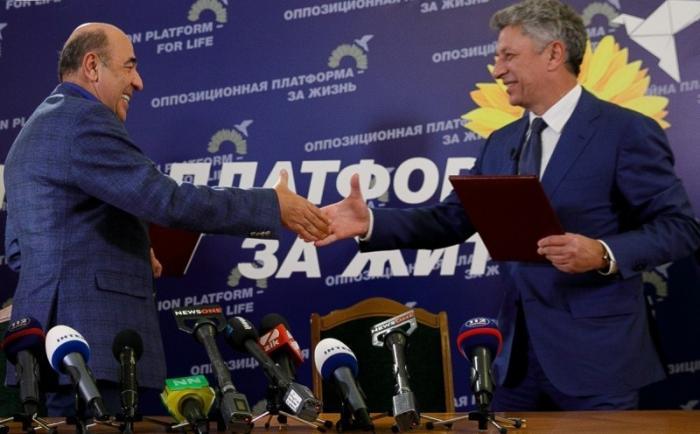Выборы на Украине: Ахметов пошёл против Медведчука. Война или холодный расчет олигархов?