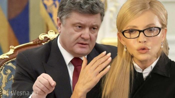 Выборы на Украине: предвыборная стратегия Петра Порошенко с треском провалилась