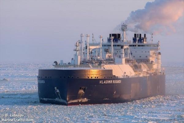 «ЯМАЛ СПГ» поставил первую партию газа в Китай