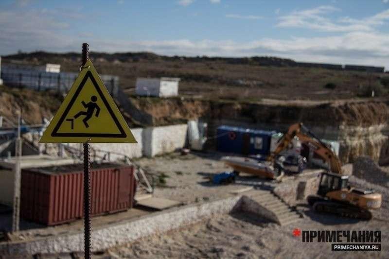 Губернатора Севастополя Овсянникова привлекли к суду за разруху на очистных сооружениях