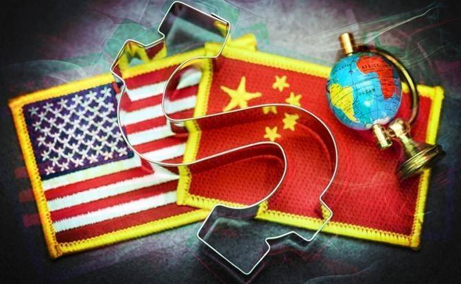 США объявляют войну но победит в ней только Китай