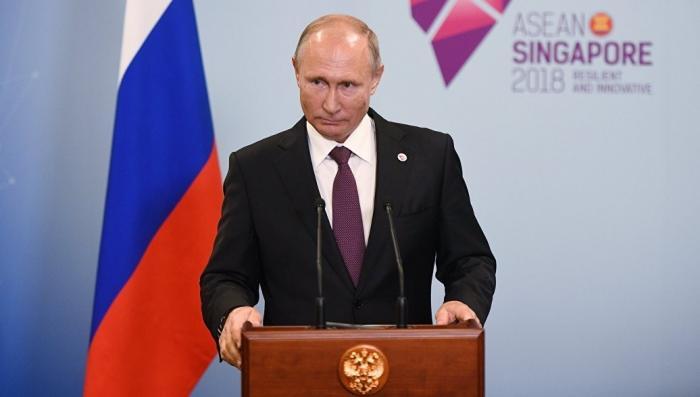 Выборы ДНР и ЛНР. Владимир Путин прокомментировал реакцию Запада и Украины
