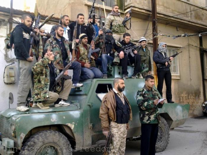Сирийский разведчик 6 лет успешно работал в тылу у американских наёмников
