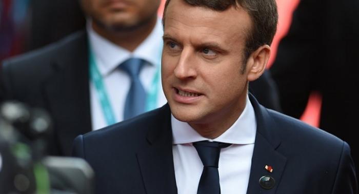 Эммануэль Макрон: хватит быть вассалами США, ЕС нужна своя армия