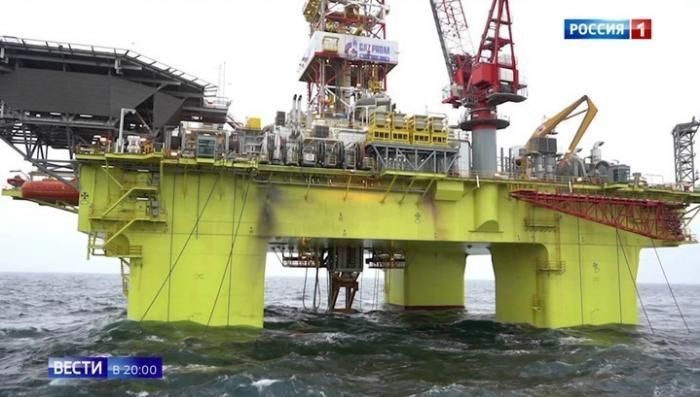 Около Сахалина открыто огромное нефтяное месторождение