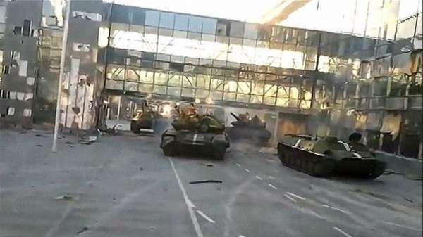 """Ополченцы ДНР ликвидировали """"парадный"""" батальон Нацгвардии"""