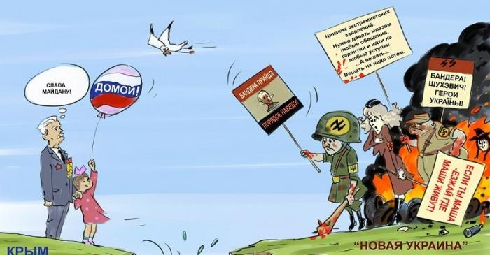 МВФ «посчитал» Крым как часть России