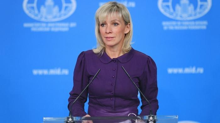 Захарова: «требуем прекратить необоснованное уголовное преследование Марии Бутиной»