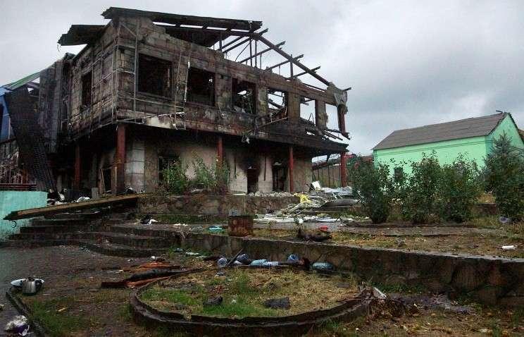 Госдума 10 октября рассмотрит заявление в связи с массовыми захоронениями под Донецком