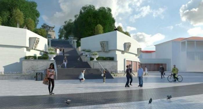 Севастополь: губернатор Овсянников назло Чалому срывает реконструкцию Матросского бульвара